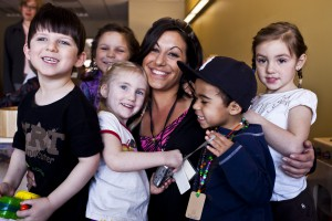 """""""If we intervene with very young children it is more likely to change behaviors and we can teach children the skills they need for success in school and life."""" – Rita Furlow, MCA Senior Policy Analyst"""